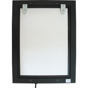 LED klip-klap ramme, 70x100 cm