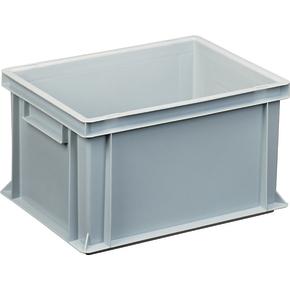 Lagerkasse 20 liter, Lukket håndtag, 40x30x22 cm