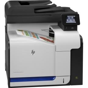 HP LaserJet Pro 500 Color M575dn Farvelaser MFP