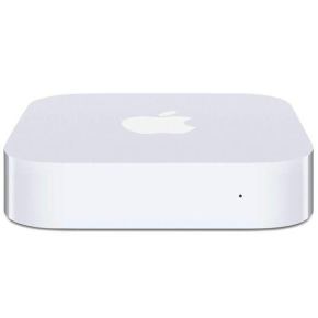 Apple AirPort Express Base Station.