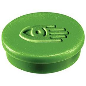 Legamaster magneter, 20 mm, grøn, 10 stk
