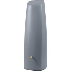 Garantia regnvandsbeholder, 400 l, stengrå