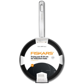 Fiskars Functional Form Stegepande, 24 cm
