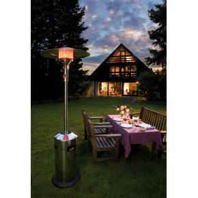 "Terrassevarmer ""ELEGANCE"" 8 kW, H:220 cm"