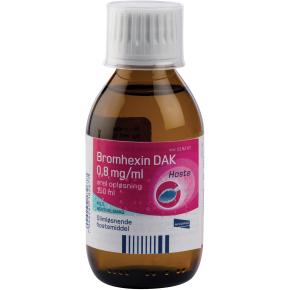 Bromhexin Mikstur, 150 ml