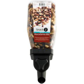 SnackZ dispenser m. macadamia mix
