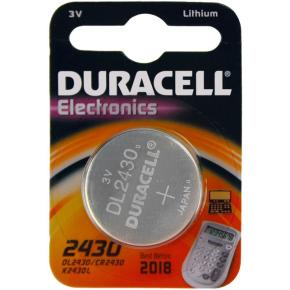 Duracell CR2430 3V knapcelle batteri