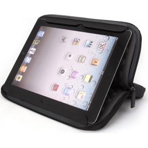 """Miracase Tablet case til 10,1"""" tablets, sort"""