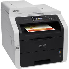 Brother MFC-9330CDW Multifunktionsprinter farve