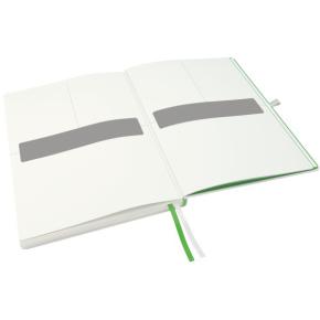 Leitz Complete notesbog A4, kvadreret, hvid