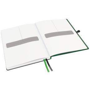 Leitz Complete notesbog iPad, kvadreret, sort