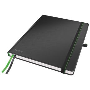 Leitz Complete notesbog iPad, linjeret sort