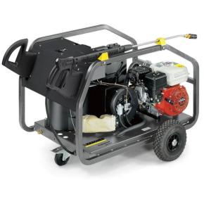 Kärcher hedvandsrenser HDS 801 B, Benzindrevet