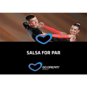 Oplevelsesgave - Salsa for par