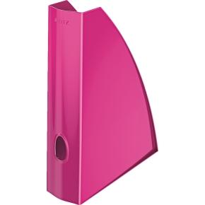 Leitz WOW tidskriftholder, pink