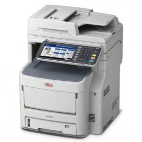 OKI MC770dnfax farve laser MFP