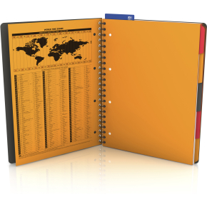 Oxford International Managerbook notesbog A4