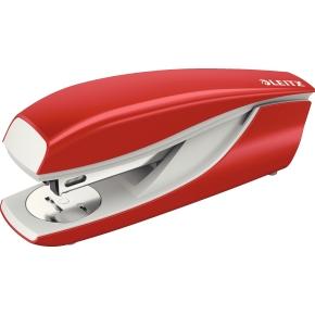 Leitz 5502 hæftemaskine, rød