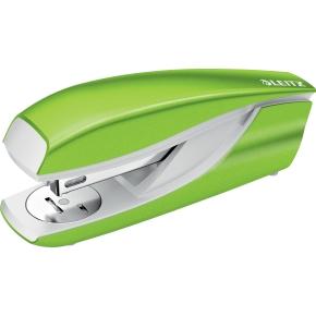 Leitz WOW 5502 hæftemaskine, grøn metallic