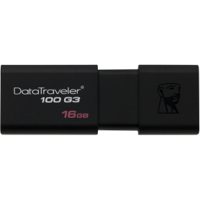 Kingston DataTraveler 100 Gen. 3 USB-nøgle, 16GB