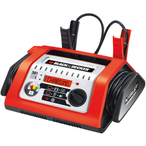 Black & Decker 30 Amp batterilader