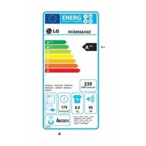 LG RC8055AH2Z tørretumbler