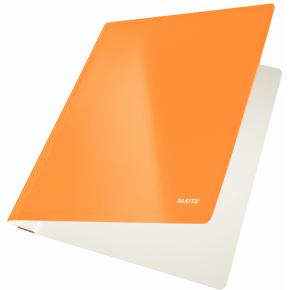 Leitz WOW Arbejdsmappe, orange metallic