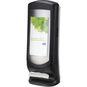 Tork N4 Xpressnap Dispenser, Høj kapacitet, Sort