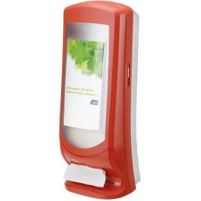 Tork N4 Xpressnap Dispenser, Høj kapacitet, Rød