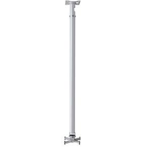 DS Pro 1800 Projektor beslag 180 cm hvid