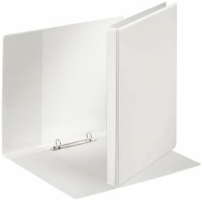 Esselte Indstiksringbind A4+, 2 OR, 30 mm, hvid