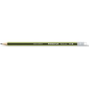 Staedtler Noris Eco blyant 30-HB m. viskelæder