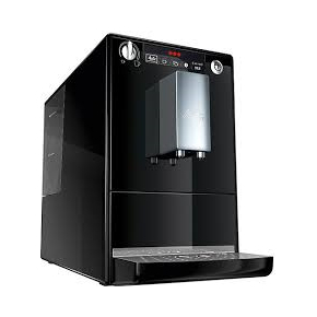 Melitta Caffeo Solo kaffemaskine, sort