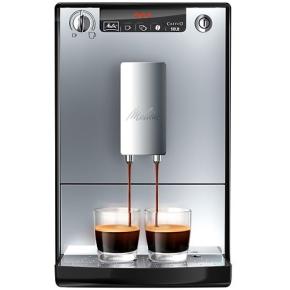 Melitta Caffeo Solo kaffemaskine, sølv