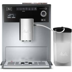 Melitta Caffeo CI kaffemaskine i sølv