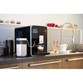 Melitta Caffeo Barista TS kaffemaskine i sort