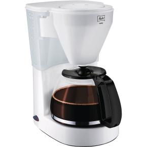 Melitta Easy kaffemaskine, hvid