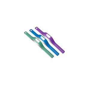 Garmin Vivofit armbånd, small, lilla/grøn/blå