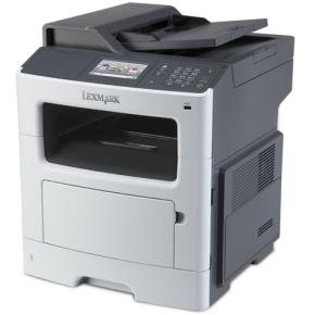 Lexmark MX410de MFP monolaserprinter