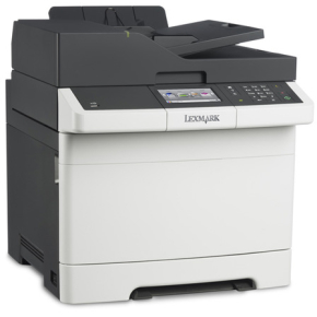 Lexmark CX410de farvelaserprinter