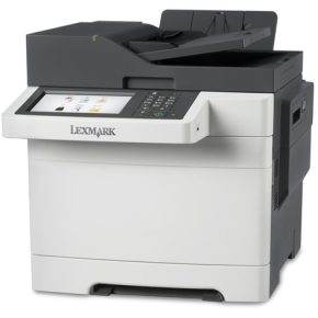 Lexmark CX510de farvelaser MPF