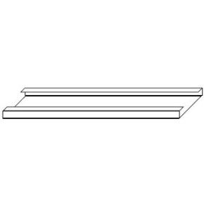 Plan-dex C-profil, magnetisk