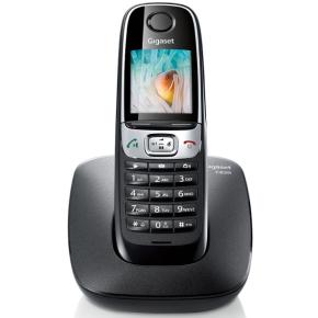 Gigaset C620 trådløs telefon, sort
