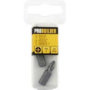 Probuilder bits ph2, 3 stk.