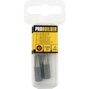 Probuilder bits torx-30, 3 stk.
