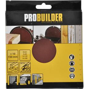 Probuilder sliberundeller, 10 stk.