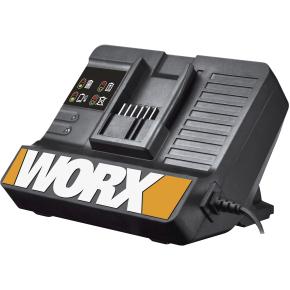 Worx batterioplader, 3a