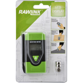 Rawlink fugtighedsmåler, digital