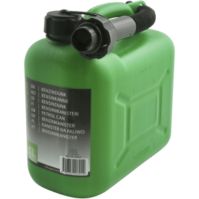 Rawlink benzindunk, 5 l, grøn
