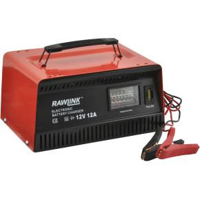 Rawlink batterilader, 12 amp